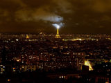 Paris la nuit-Light house in action ; comments:46