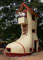 Къща-обувка, Мумбай-Индия ; comments:8