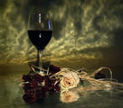 """""""Dry Red...and Rose"""" ; comments:12"""