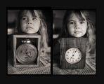 портрет с часовник ; comments:36