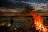 ...дим над водата... ; Коментари:45