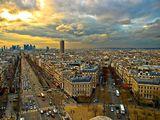 Париж - изглед от Триумфалната арка ; comments:43