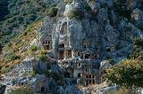 Мира - скалните гробници ; comments:80