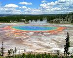 Grand Prismatic Pool (отдалеч) ; comments:54
