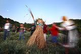 Празнуване на Еньовден в село Делчево ; comments:14