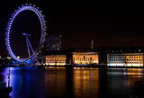 London Eye, Dali Museum ###### London Aquarium by night ; comments:16