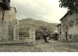 Света Гора - пред манастира Ивер ; comments:12