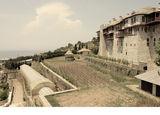 Света Гора - манастирът Ксиропотам ; comments:17