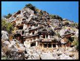 Гробници от град Мира-Турция ; comments:46