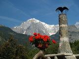 Долината на  Mont Blanc - цветя, върхове и още нещо... ; comments:15