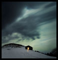 Нощен пейзаж от Стара планина ; comments:112