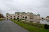"дворец ''Белведере"" Виена ; Comments:15"