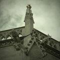 катедрала св.Стефан- Виена (фрагмент) ; Comments:2