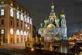 Храм Воскресения Христова на Екатерининском канале ; comments:40