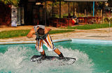 Swimming Pool Wakeboarding ; comments:3