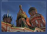"""Църквата """"Покров Богородичен"""" - Москва ; comments:18"""