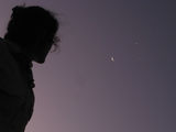 Venus, Jupiter and the Moon ; comments:7