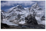 Nepal - Everest i Nuptce ; comments:37