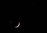 Луната, Венера и Юпитер... ; comments:11