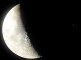 Луната и Сатурн в близка среща ; comments:32