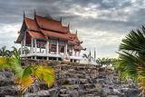 Будистки храм в Тайланд ; comments:22