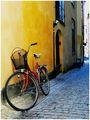 Из уличките на Стария Стокхолм (Стокхолм, Швеция, от Вера Киркова) ; comments:19