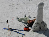 Снежен човек :-) ; comments:17