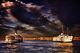 Istanbul Bosphorus ; comments:22