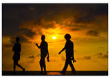 Залез над булевард Malecon, Cuba ; comments:19