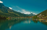 Алпийска гледка - Сен  Мориц ; comments:51