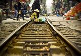 Продавачката на релсите (Ханой, Виетнам) ; comments:99