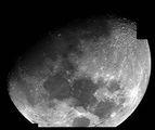 Луната - мозайка от няколко снимки ; comments:15