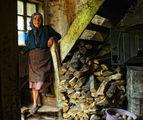 баба Милка на 86 години от с. Милкьовци ; comments:16