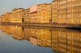 Золотое утро на Фонтанке. Петербург ; comments:13