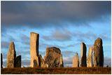 побитите камъни край Каланиш, о. Люис , Шотландия ; comments:20
