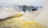Остров Волкано.. Сред облаци сериста киселина ; comments:16