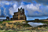 Whitby Abbey ; comments:3