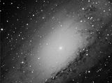 Ядрото на галактика Андромеда ; comments:10