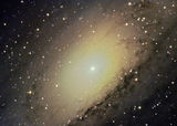 Ядрото на галактика Андромеда ; comments:22