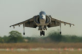 Harrier take off ; comments:29
