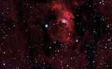 NGC7635 - Мехурчеста мъглявина в Касиопея ; comments:30