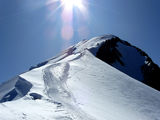 Mont Blanc 4809m. ; Comments:22