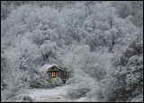 Къщичка в снега се гуши... ; comments:222