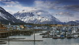 The Harbor of Seward, Alaska ; comments:65