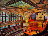 Palau de la Musica Catalana ; comments:15