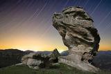 """""""Гъба камък"""" при крепост Асара, на лунна светлина. ; comments:150"""