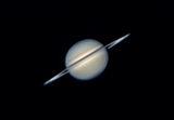 Сатурн през телескоп Celestron C8 XLT (08.04.2010) ; comments:20