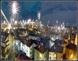 Нощен пейзаж от Плевен ; comments:48