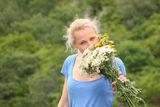 от павильончето за цветя близо до върха ; Comments:3