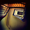 up stairs /to flight/ ; comments:28